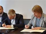 Новый шаг в развитии детского футбола: в Костроме подписано соглашение о сотрудничестве спортивной школы № 3 и академии «Спартак»
